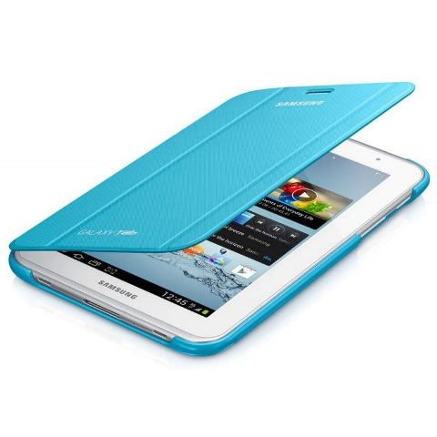 Чехол - книжка для Samsung Galaxy Tab 3 8.0 SM -T310 Book Cover, голубой