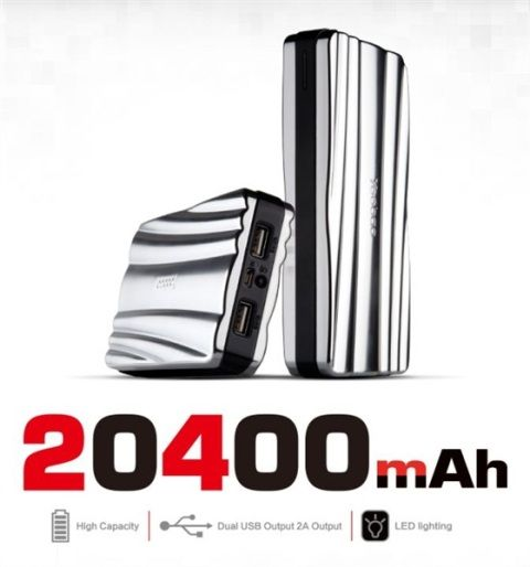 ������� ����������� Yoobao power bank Zeus 20400 mah yb-666