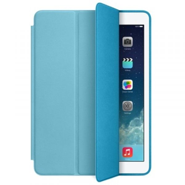 Чехол для Apple iPad Mini 4, Smart Case Blue, голубой