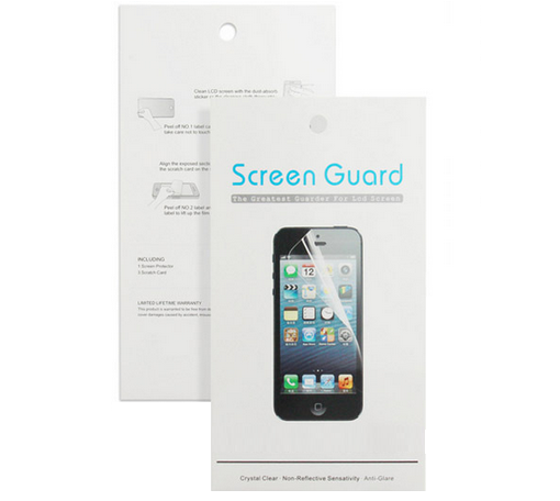 �������� ������ Screen Guard (���������) ��� Alcatel One Touch 4030D