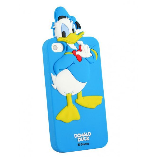 ����������� ����� Disney ��� iPhone 5/5S, Donald Duck, �������  ���