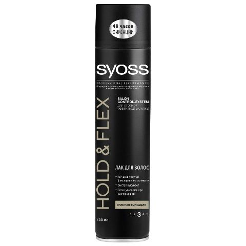 ��� ��� ����� SYOSS Hold and Flex ������������� ��������, 400��
