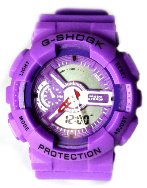 Часы G-Shock Color Фиолетовый