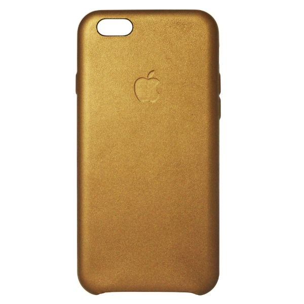 ����� ��� iPhone 6/6S, Careo Leather Case Gold, �������