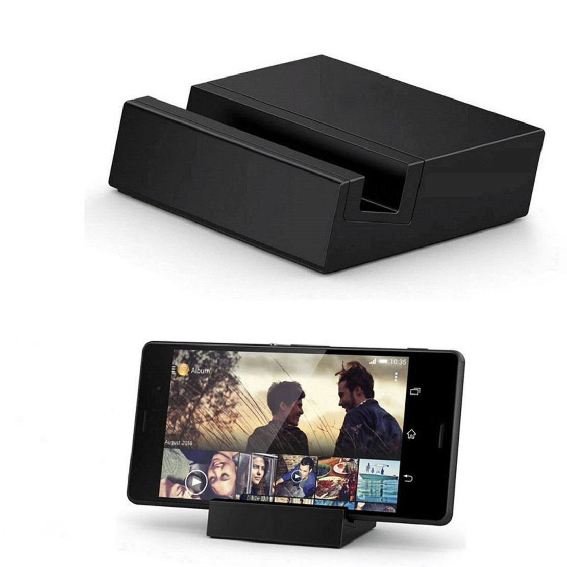 ���-������� Magnetic Charging Dock ��� Sony Xperia Z3/Z3 Compact, ������