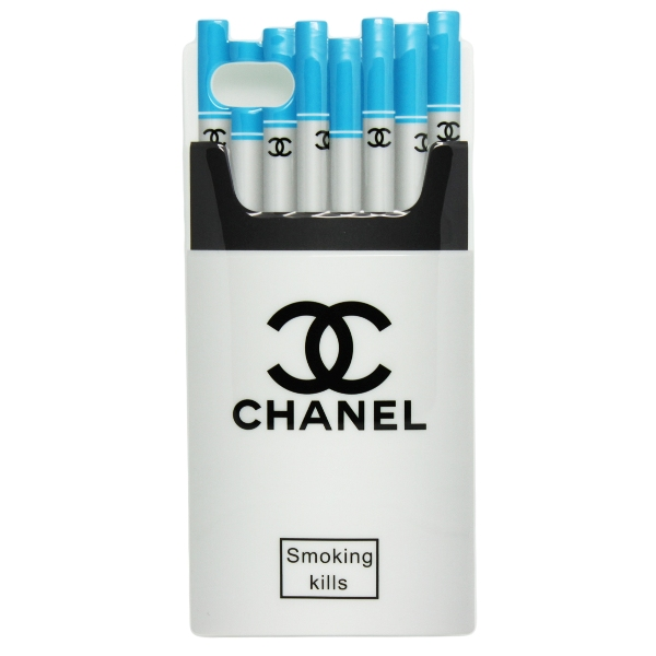 ����� ��� iPhone 5/5S Chanel Smoking kills sigarettes, �������