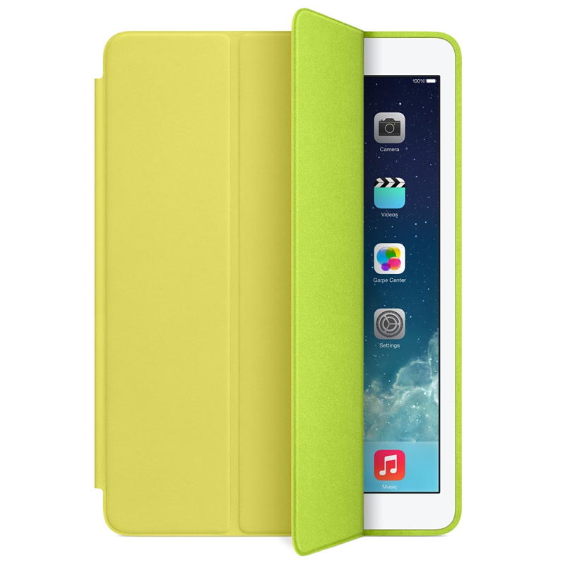 Чехол для Apple iPad Pro, Smart Case Green, салатовый