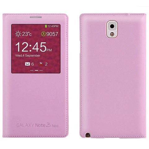 �����-������ S View Cover ��� Samsung Galaxy NOTE 3 Neo (N7505/N7506V/N7508V), �������