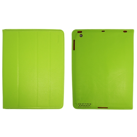 ����� - ������ ��� iPad 2/3/4  Yoobao iSmart Leather Case, ���������