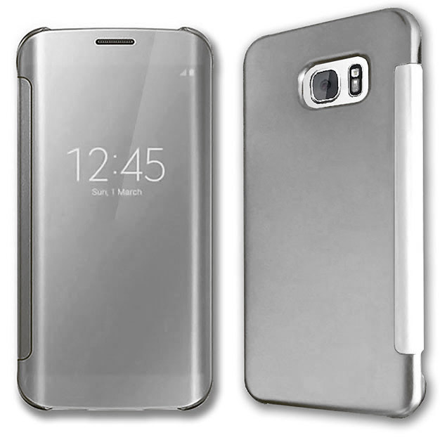 �����-������ ��� Samsung Galaxy S7 Edge, S View Clear Cover, �����������