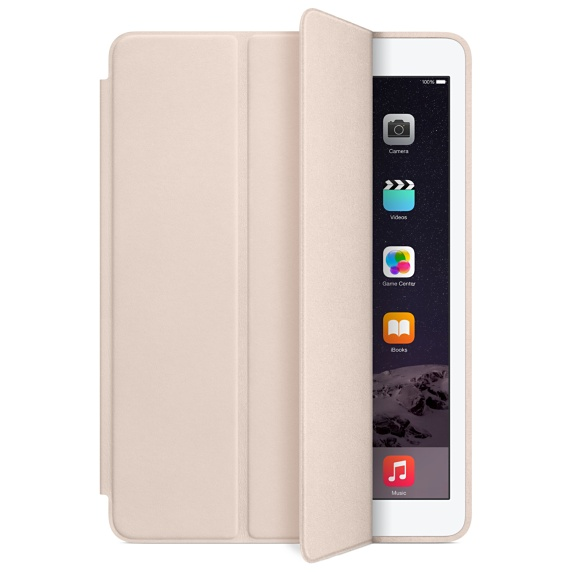 Чехол-книжка Smart Case для Apple iPad Air 2 (Серый)