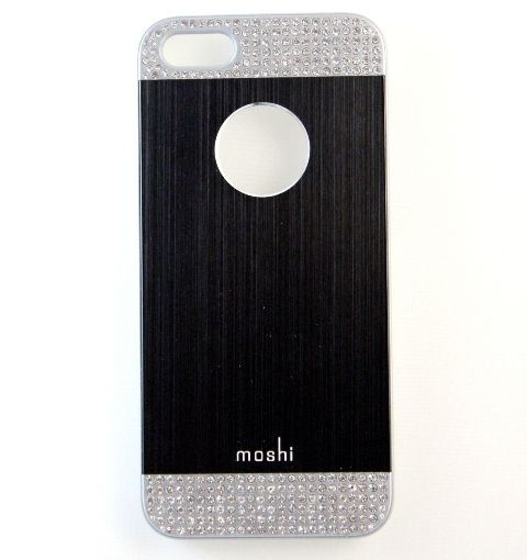 Чехол iPhone 5/5S (Moshi iGlaze armour) aluminum case