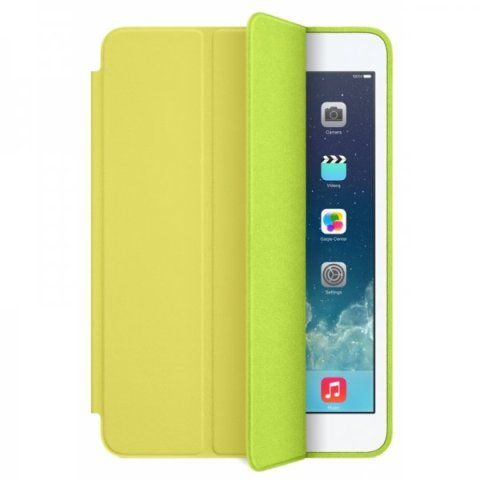 "Чехол для iPad Pro 9.7"", Careo Smart Case Yellow, желтый"