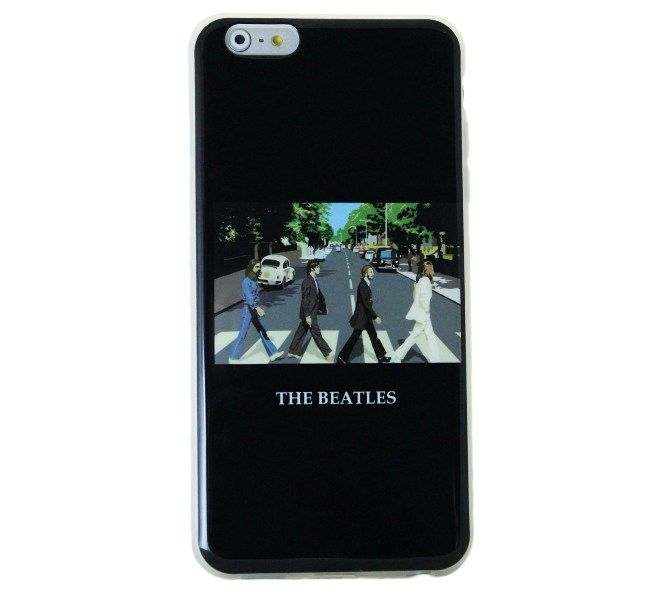 Чехол для iPhone 6/6S (4.7 дюйма) The Beatles купить