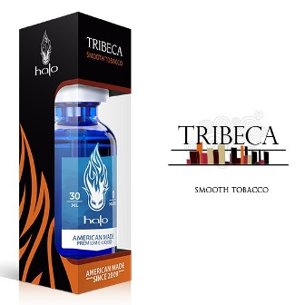 Жидкость HALO Tribeca, Smooth tobacco 3 мг/30 мл