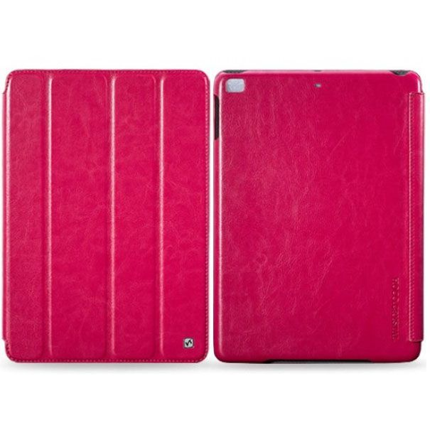 Чехол для iPad Air HOCO Leather Case Малиновый