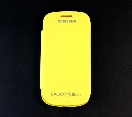 Чехол S View Cover для Samsung Galaxy S3 mini купить