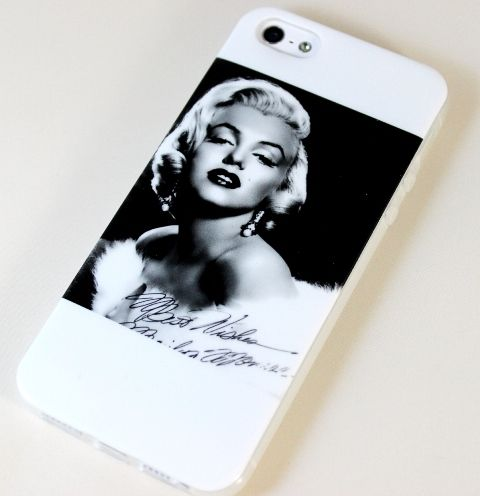 Чехол Marilyn Monroe для Apple iPhone 5/5S купить