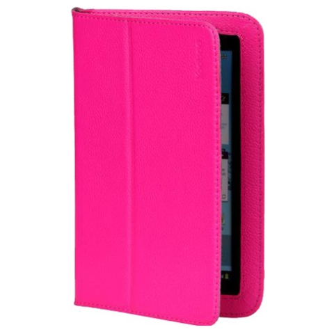 Чехол - книжка для Samsung Galaxy Tab 2 7.0 P3100 Yoobao Executive Leather Case, розовый купить