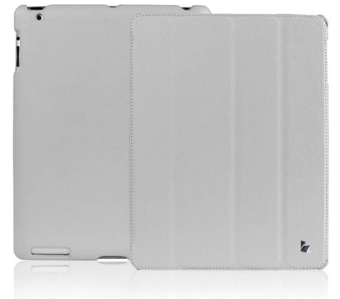 Чехол для Apple iPad 2/3/4 Jison Smart Case (Белый)
