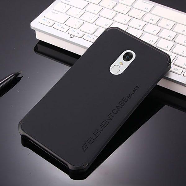 the best attitude 9d95f 07d4e Противоударный чехол для Xiaomi Redmi Note 4X, Element Case Solace, черный