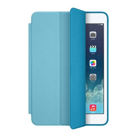 "Чехол для iPad Pro 9.7"", Careo Smart Case Blue, голубой"