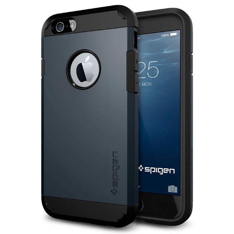 Чехол Spigen Tough Armor Smooth для iPhone 6 (4.7 дюйма)
