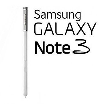 Стилус S Pen для Samsung Galaxy Note 3 N9000 (Белый)