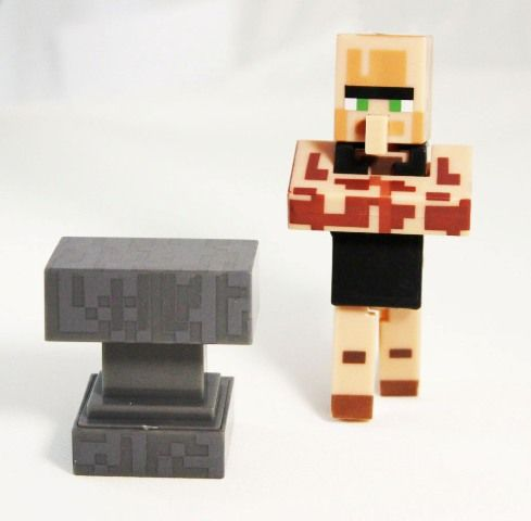 "Фигурка Minecraft - Blacksmith Villager ""Кузнец"""