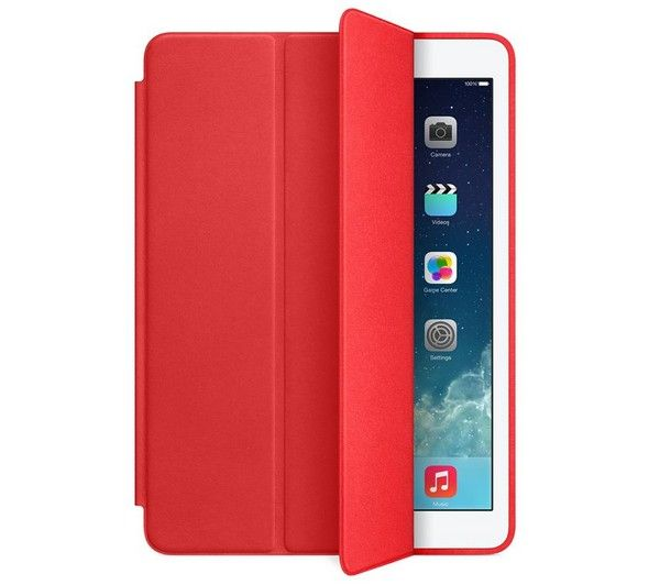 Чехол-книжка Smart Case для Apple iPad Air 2 Красный